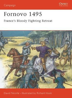 Fornovo, 1495 by David Nicolle image