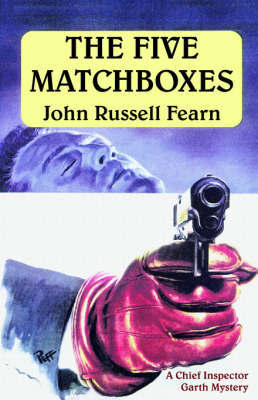The Five Matchboxes by John Russell Fearn image