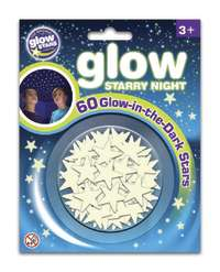 Glow Stars: Starry Night - 60pcs