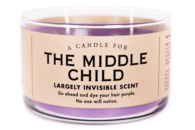 Whiskey River Co: A Candle For The Middle Child