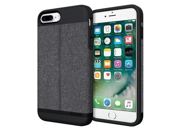 Incipio Esquire Wallet iPhone 7 Plus - Dark Gray image