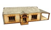 TTCombat: Tabletop Scenics - Suburban House B