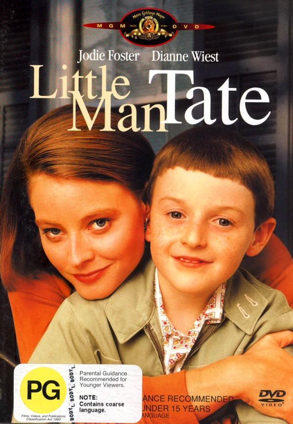 Little Man Tate on DVD image