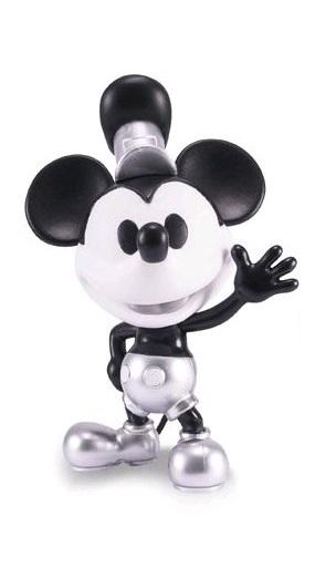 """Jada Metals: Steamboat Willie – 4"""" Die-Cast Figure"""