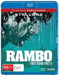 Rambo: First Blood Part II on Blu-ray