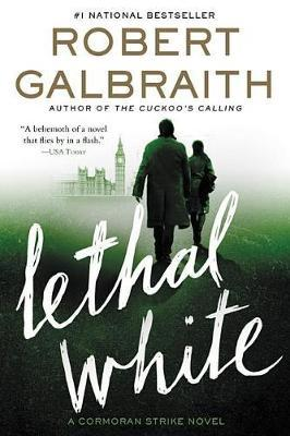 Lethal White by Robert Galbraith image
