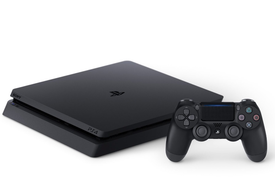 PS4 Slim 500GB Console - Fortnite for PS4 image