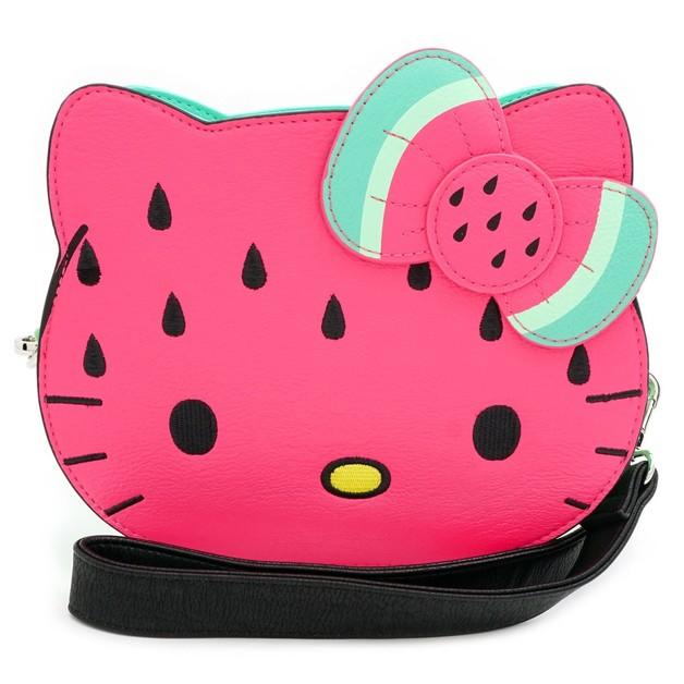 Loungefly: Hello Kitty - Watermelon Crossbody Bag