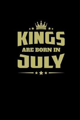 Kings Born July by Noted Expressions