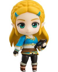 The Legend of Zelda: Zelda - Nendoroid Figure