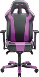 DXRacer King Series KS06 Gaming Chair (Black & Pink) for
