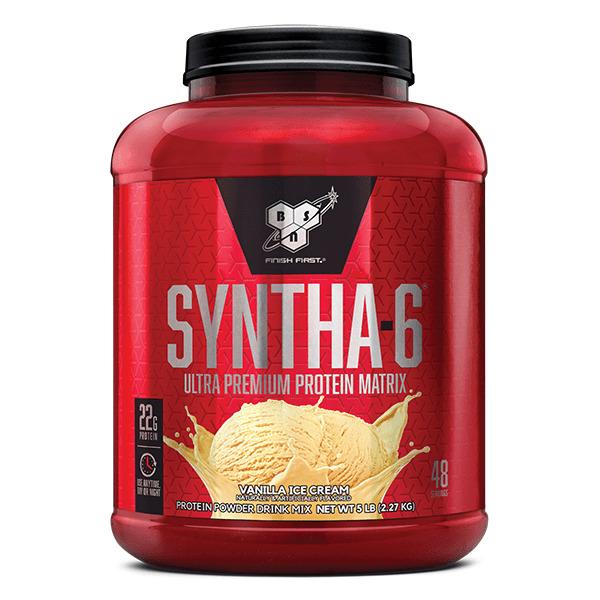 BSN Syntha-6 - Vanilla Ice Cream (2.27kg) image