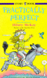 Practically Perfect by Hilary McKay image
