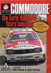Commodore: Early Bathurst Years 1980-1983 on DVD