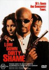 Low Down Dirty Shame, A on DVD
