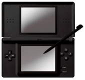 Nintendo DS Lite - Black for Nintendo DS