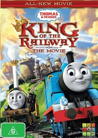 Thomas & Friends: King of the Railway - The Movie on DVD