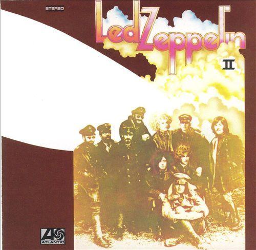 Led Zeppelin II (LP) by Led Zeppelin