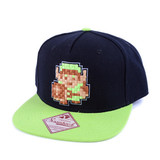 Nintendo Link Black Snapback Cap