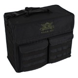 P.A.C.K. 432 Molle Vertical Pluck Foam Load Out (Black)