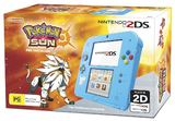 Nintendo 2DS with Pokemon Sun for Nintendo 3DS