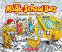 The Magic School Bus Inside the Earth - Audio by Joanna Cole