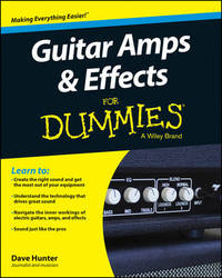 Guitar Amps and Effects For Dummies by Dave Hunter