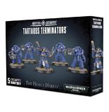 Horus Heresy: Tartaros Terminators