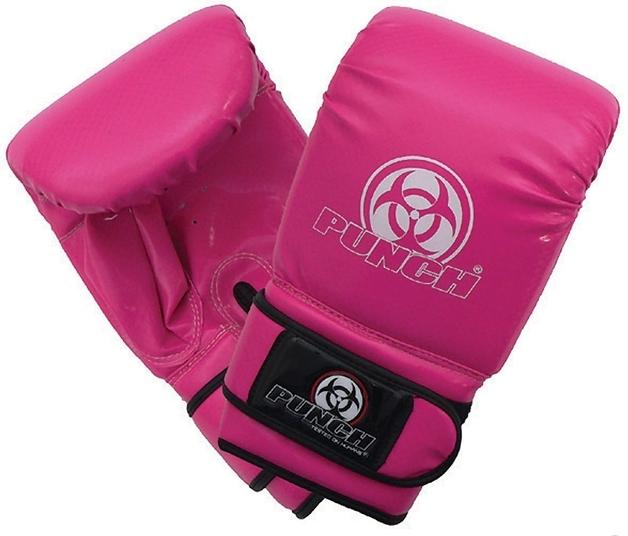 Punch: Urban Bag Mitts - Medium (Pink)