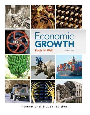 Economic Growth by David Weil image