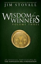 Wisdom for Winners Volume Three by Jim Stovall image