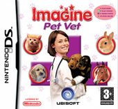 Imagine Pet Vet 2 for Nintendo DS image