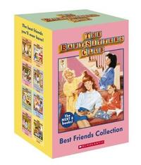 Baby-Sitters Club Best Friends Collection by Martin Ann M image