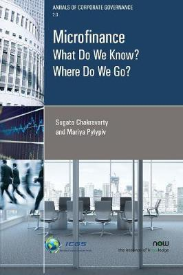 Microfinance by Sugato Chakravarty