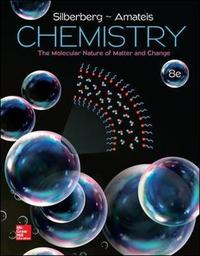 Chemistry: The Molecular Nature of Matter and Change by Martin S Silberberg image