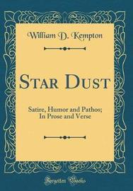 Star Dust by William D Kempton image