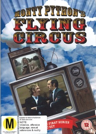 Monty Pythons Flying Circus: Series 1 on DVD