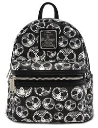 Loungefly: Nightmare Before Christmas - Jack Head Backpack