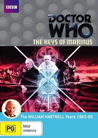 Doctor Who: The Keys of Marinus on DVD
