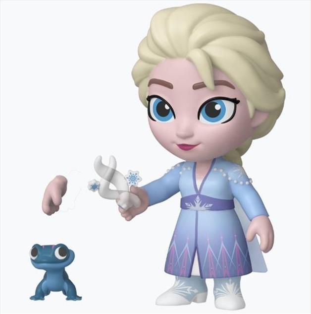 Frozen 2: Elsa - 5-Star Vinyl Figure