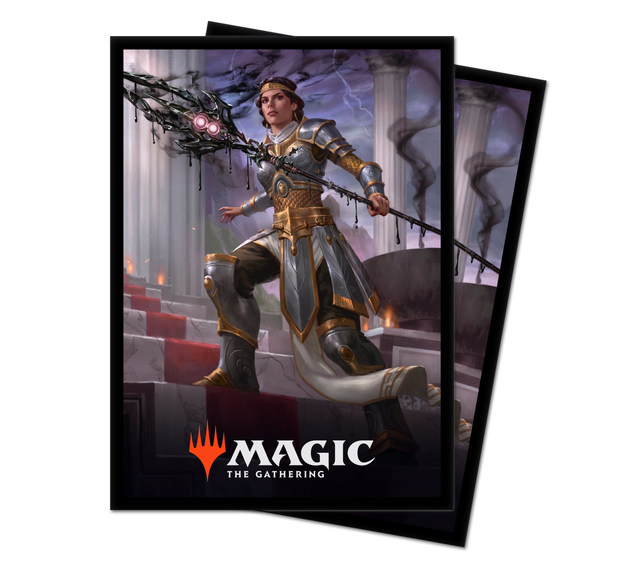 Ultra Pro: Magic The Gathering Deck Protector: Theros Beyond Death Elspeth, Sun's Nemesis