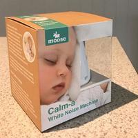 Moose: Calm-a White Noise Machine image