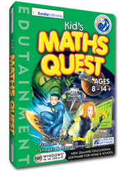 Kid's Maths Quest for PC Games