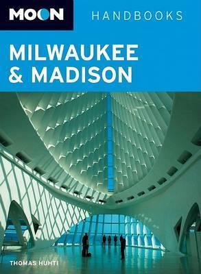 Moon Milwaukee and Madison by Thomas Huhti