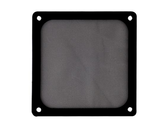 120mm SilverStone FF123 Magnetized Fan Filter (Black)