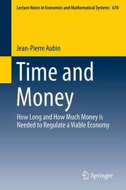 Time and Money by Jean-Pierre Aubin