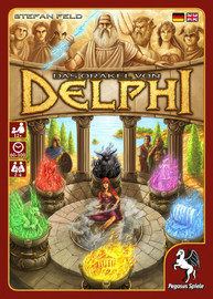 The Oracle at Delphi - Board Game