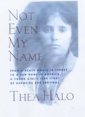 Not Even My Name by Thea Halo image