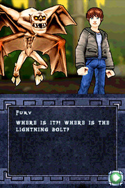 Percy Jackson & The Olympians: The Lightning Thief for Nintendo DS image