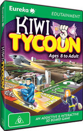 Kiwi Tycoon (Includes Aussie Tycoon) for PC Games